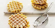 Belgische Waffeln ist ein Rezept mit frischen Zutaten aus der Kategorie Waffeln. Probieren Sie dieses und weitere Rezepte von EAT SMARTER!