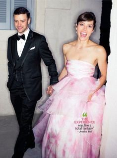 Jessica Biel and Justin Timberlake (7)