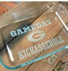 I want this to bring to potlucks at bears fans homes!