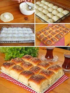 Dızmana (Göçmen Böreği) (videolu) Homemade Beauty Products, Hot Dog Buns, Bread Recipes, Waffles, Food And Drink, Breakfast, Cake, Desserts, Cookies