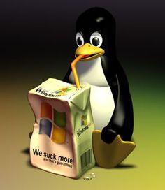 Linux >> Windows!!