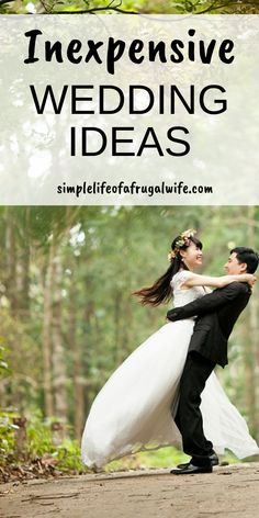 Getting married but have limited funds? Check out these inexpensive wedding ideas to have a beautiful day, regardless of budget. wedding ideas intimate Have your Dream Wedding on a Budget - Simple Life of a Frugal Wife Wedding Planning Tips, Wedding Tips, Wedding Events, Dream Wedding, Spring Wedding, Inexpensive Wedding Ideas, Wedding Stuff, Wedding Hacks, Small Intimate Wedding