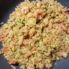 Shrimp fried rice recipe snapshot