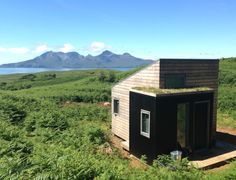 The Bothy: Rustic and Contemporary Scottish Tiny Houses