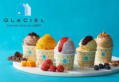 ルタオプロデュースのアイス専門店から、パフェのようなカップアイスなど新商品が期間限定で登場! Cafe Menu Design, Cereal, Pudding, Japan, Breakfast, Desserts, Food, Drink, Ice