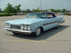 1959 Oldsmobile 98 CONVERTIBLE - Image 1 of 50