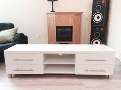 TV cabinet DIY