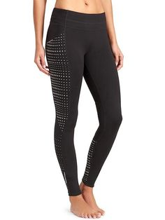 Reflective Be Free Tight - Supremely wicking and lightweight, this tight from our Be Free line features 360° reflectivity in a leggy, pixelated grid pattern.