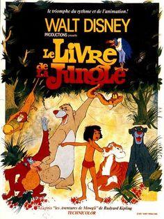 Le Livre de la Jungle - Près de 700 paroles de chansons de Walt Disney ! Plus