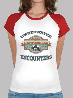 Underwater Encounters - Hammerhead