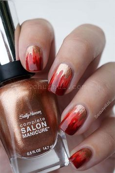 Image from http://chusnul.com/wp-content/uploads/2015/09/25-Easy-Fall-Nail-Art-Designs-Ideas-Trends-Stickers-2014-Fall-Nails-6.jpg.