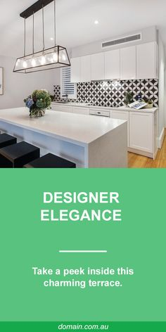 An unforgettable combination of elegance and designer style