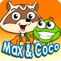 Max Et Coco tablette ipad android kindle