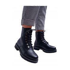 Dr. Martens, Combat Boots, Shoes, Fashion, Moda, Zapatos, Shoes Outlet, Fashion Styles, Shoe