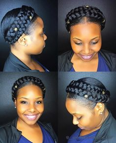 60 Easy and Showy Protective Hairstyles for Natural Hair box braids hairstyles Protective Hairstyles For Natural Hair, Natural Hair Braids, Braids For Black Hair, Natural Hair Care, Natural Hairstyles, Natural Protective Styles, Protective Braids, Natural Beauty, Box Braids Hairstyles