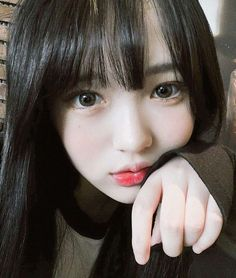 Find images and videos about korean, asian and ulzzang on We Heart It - the app to get lost in what you love. Ulzzang Korean Girl, Cute Korean Girl, Cute Asian Girls, Beautiful Asian Girls, Cute Girls, Exo Korean, Girl Korea, Asia Girl, Korean Beauty
