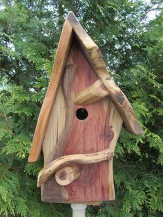 Birdhouse No.44 Mix from Hardwood