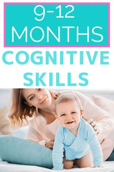 The Complete Guide to Infant Cognitive Development Months: Learn all about what baby milestones to expect when it comes to cognition. Discover simple and fun ways to encourage new skills through baby play and daily routines. Baby Development By Week, Baby Development Milestones, 12 Month Milestones, Baby Milestones, Cognitive Activities, Infant Activities, Childcare Activities, Best Baby Play Mat, Baby Monat Für Monat