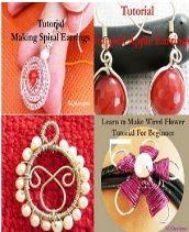 Jewelry Making Tutorials. News How To Make Jewelry, Beading, Wire Jewelry, Chain maille