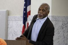Actor Danny Glover was prevented from speaking in support of Airbnb when several hotel workers disrupted a news conference in Albany on Tuesday morning. Danny Glover, Actors, News, Actor