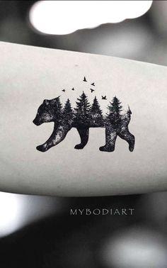 Unique Bear Tree Landscape Biceps Arm Tattoo Ideas for .- Einzigartige Bärenbaum Landschaft Bizeps Arm Tattoo Ideen für Frauen – Oso bíceps tatuaj … Unique Bear Tree Landscape Biceps Arm Tattoo Ideas for Women – Oso bíceps tatuaj … – – # Bear Tree - Bear Tattoos, Body Art Tattoos, Girl Tattoos, Sleeve Tattoos, Koala Tattoo, Bicep Tattoos, Tatoos, Mandala Tattoo Design, Tattoo Designs