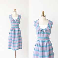 Periwinkle Prep Dress - M