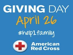 Red Cross 3rd Annual Giving Day to support the Disaster Relief Fund, Nannette Bosh will be accepting in person at Stop & Shop West Hartford along with WTNH