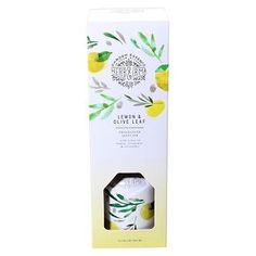 Herb & Irma Reed Diffuser Lemon & Olive Leaf - 5.1 oz