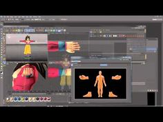 visual selector in cinema 4d - YouTube