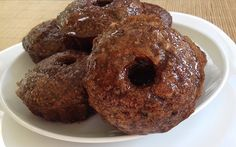 For today snack, I suggest a healthy option for chia donuts. This recipe is Paleo, Low-carb, Gluten-free, Grain-free, and Dairy-free.