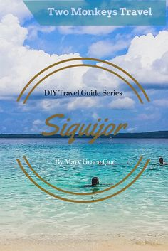 DIY TRAVEL GUIDE TO SIQUIJOR. #Itinerary #TravelGuide #Siquijor #Philippines #TwoMonkeysTravelGroup