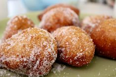 How to make Malasadas: Portugese donuts.  Tried these in Hawaii a couple years and haven't been able to get them off my mind!