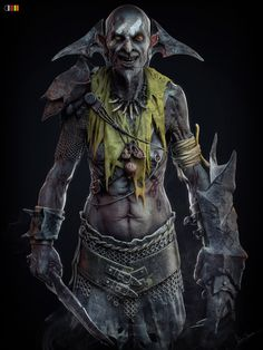Aruk - The Wicked Orc