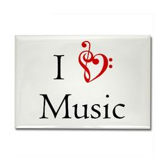 I REALLY ♥ Music, ESPECIALLY Country music!!