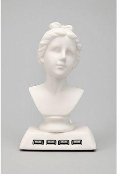 $38 Aphrodite USB Hub.