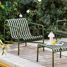 Buy the Hay Palissade Outdoor Furniture Range Metal Garden Furniture, Rattan Outdoor Furniture, Outdoor Furniture Design, Dining Furniture, Outdoor Chairs, Outdoor Decor, Furniture Ideas, Contemporary Outdoor Furniture, Outdoor Cafe