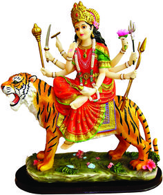 Durga on Tiger 13""