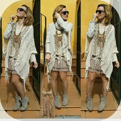 Boho style by Cuca Boutique!