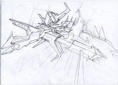 Deck two on Behance Graffiti 3d, Graffiti Piece, Graffiti Writing, Graffiti Designs, Street Graffiti, Graffiti Styles, Graffiti Lettering, Drawing Sketches, Art Drawings