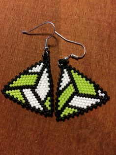 #zsuwel #earring #jewellery #peyote