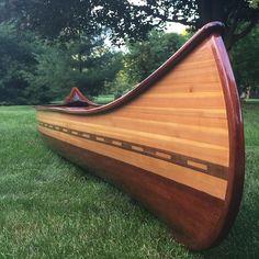 Cedar Strip Canoes Workshop