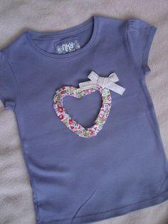 camiseta corazón