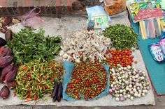 Lazy days, stunning temples, and brightly hued markets in Luang Prabang, Laos