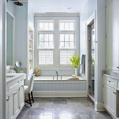Mezclar y Chic: inspiraciones baño Beautiful! me encanta, aunque le pondria una ducha en vez de bañera!!!