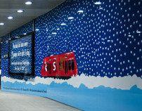 """""""Tuborg Christmas beer  - coating"""" http://on.be.net/zV2Uyv"""