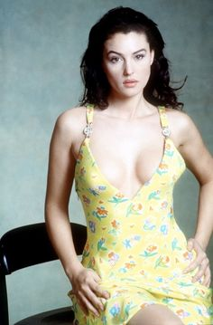 Italian actress and model Monica Bellucci is 53 years old, but millions of men from all over the world still dream about her. Check 35 pics of how Monica Bellucci had changed over the year. Monica Bellucci Photo, Monica Belluci Malena, Bond Girls, Italian Actress, Italian Beauty, Models, Girl Crushes, Most Beautiful Women, Beautiful Actresses