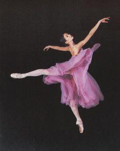 Diana Vishneva, Prima Ballerina, Mariinsky Ballet and American Ballet Theater; photo: Nina Alovert