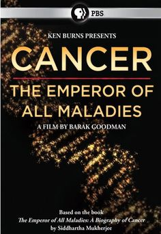 Cancer: The emperor of all maladies / Goodman, Barak.  Código PUCP: RC 275 C (AV16)