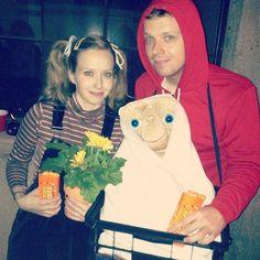 Couples Halloween Costume - ET!