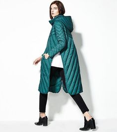 Fashion down jacketwinter coat womenFemale down by pppyesr on Etsy